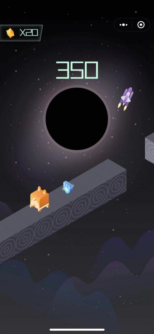微信星际跳跃怎么玩?星际跳跃高分攻略[多图]图片3