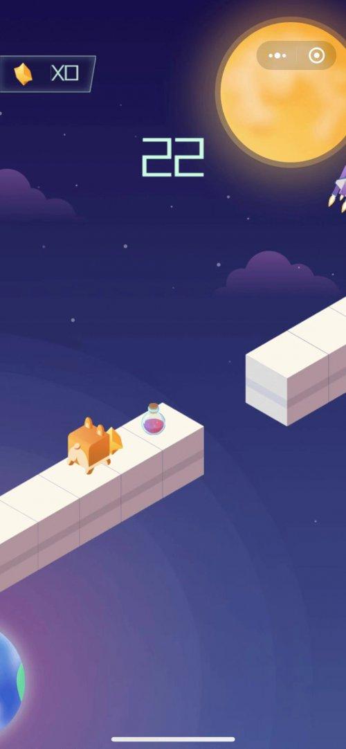 微信星际跳跃怎么玩?星际跳跃高分攻略[多图]图片2