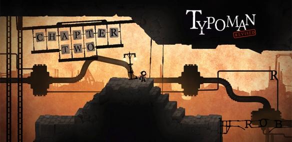 《Typoman》(字母人)移动版今日放出10分钟试玩版[多图]图片1