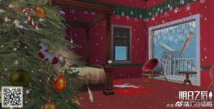 明日之后平民圣诞小屋攻略 平民圣诞小屋设计图图片3
