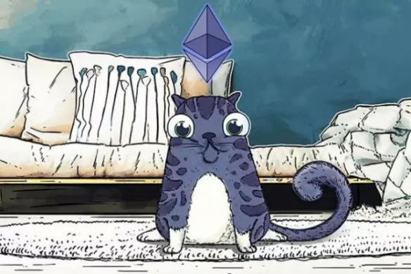 CryptoKitties迷恋猫大年初一登陆IOS,该养猫了[多图]图片2