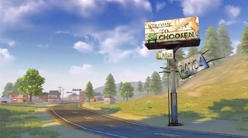 荒野行动四种游戏风格更新,画面终于看得过去了[多图]图片3
