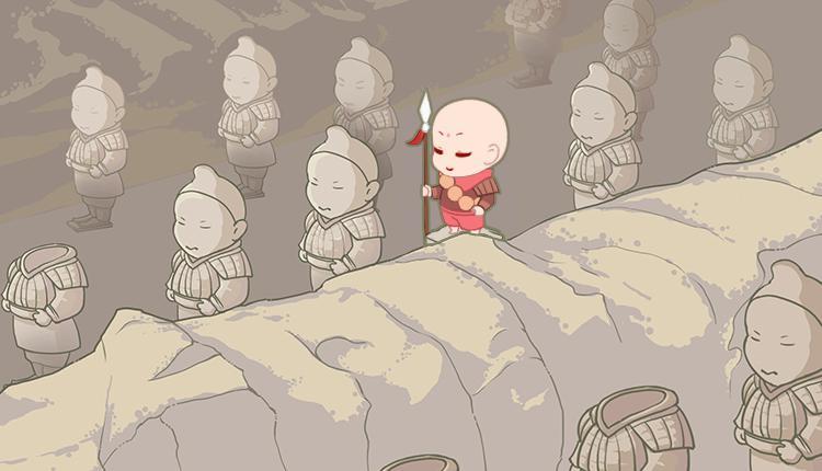 春节长假爽歪歪 旅行娃娃走遍千山万水游记曝光![多图]图片4