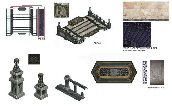 黑暗信仰建筑细节曝光,细节中看品质[多图]图片2