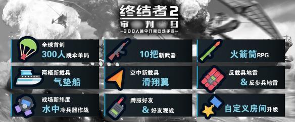 终结者2审判日公测武器一览,RPG火箭筒AUG加入吃鸡战场[多图]图片2