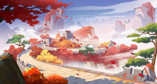 QQ飞车手游龙腾灯海和长城全新赛道即将上线[多图]图片7