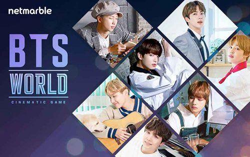 音乐手游BTS WORLD发布 来培养属于自己的偶像吧![多图]图片1