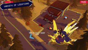 经典街机赛车竞速游戏 极速逃亡2正式登录移动双平台图片3
