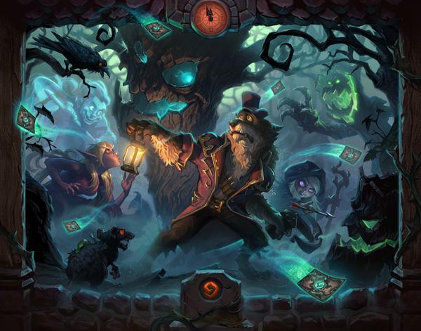 炉石传说女巫森林冒险模式介绍,一起来女巫森林探险吧![多图]图片2