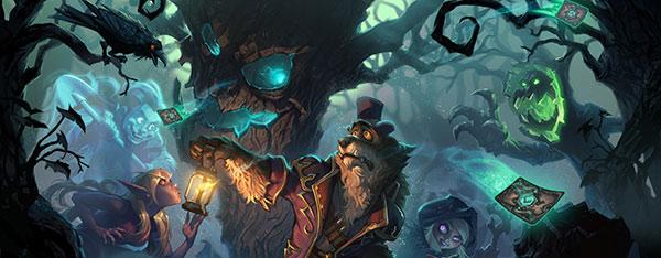 炉石传说女巫森林版本要闻汇总,0是偶数[多图]图片1