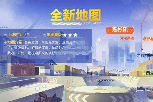 QQ飞车手游S3新赛道介绍,全新地图等你来战[多图]图片1
