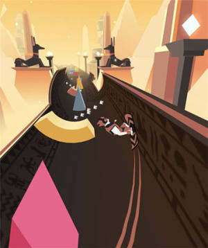 以滑板运动为主题的跑酷手游 Flip Surfing Colors将于近期上架图片3