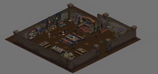 能组队的Roguelike手游 贪婪洞窟2抢先曝光[多图]图片3