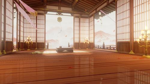 花与剑手游公布,3D古风清新MMO手游[多图]图片1