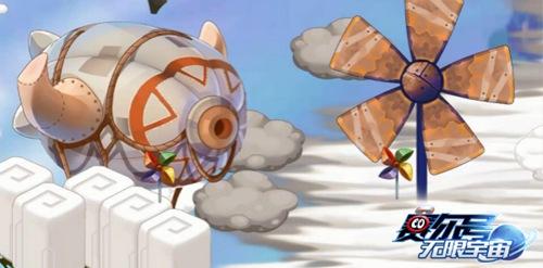 赛尔号无限宇宙4月20日开启删档封测 开放全新星球云霄星[多图]图片1