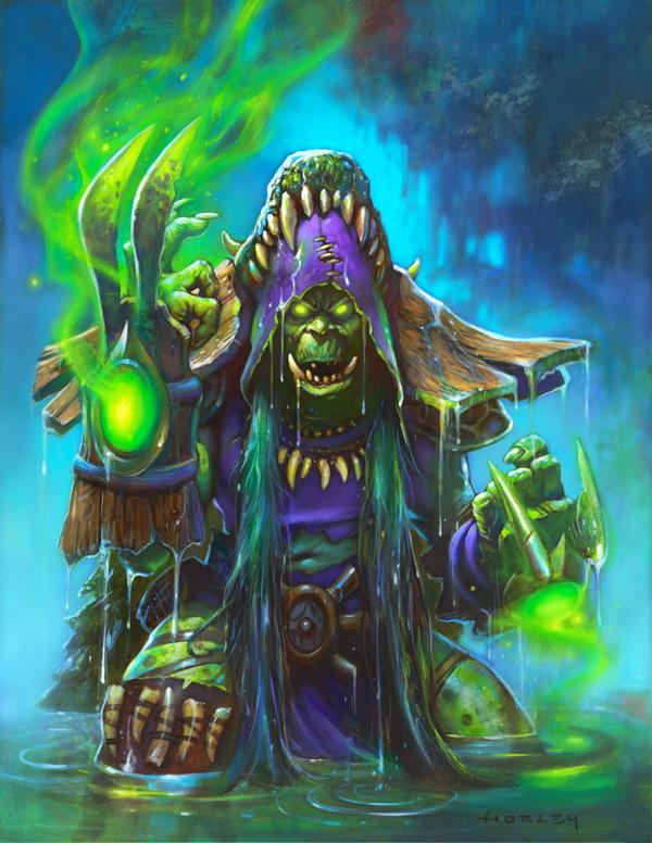 炉石传说4月27日怪物狩猎详情推荐:怪物狩猎冒险模式怎么玩?[多图]图片2