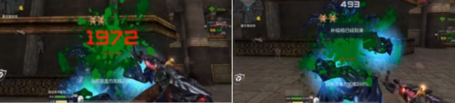 穿越火线枪战王者英雄武器刺刀伤害能打多高?新武器QBZ95天使有多厉害?[多图]图片3