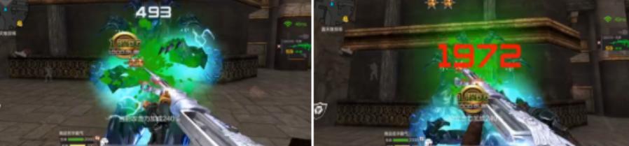 穿越火线枪战王者英雄武器刺刀伤害能打多高?新武器QBZ95天使有多厉害?[多图]图片5