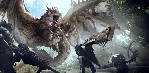 怪物猎人电影9月开拍 生化危机夫妻档加盟[多图]图片3