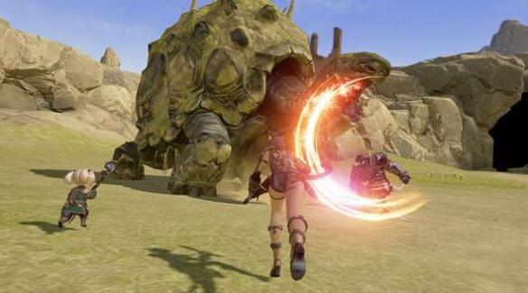 《最终幻想11》手机版新图 完整故事线剧情将曝[多图]图片2