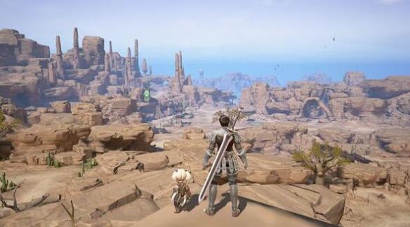 《最终幻想11》手机版新图 完整故事线剧情将曝[多图]图片3