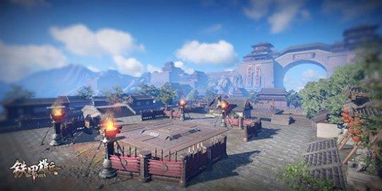 铁甲雄兵全新社交玩法上线:公会领地玩法详解[多图]图片1