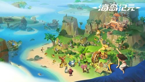 海岛纪元6月首测开启,轻沙盒冒险手游来袭[多图]图片2