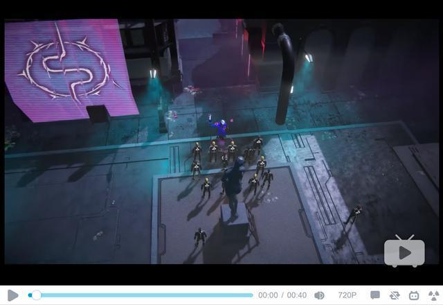 赛博朋克RTS《重整旗鼓》官方发布预告片:将于夏季登录PC平台[多图]图片2