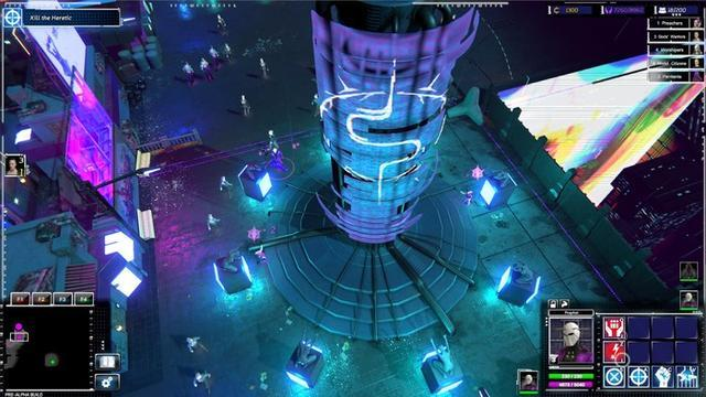 赛博朋克RTS《重整旗鼓》官方发布预告片:将于夏季登录PC平台[多图]图片1