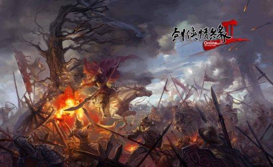 剑侠情缘2全新帮会攻城战上线!帮会攻城战怎么玩?[多图]图片4