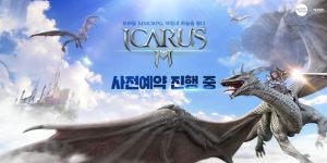 伊卡洛斯M发布最新宣传视频:虚幻4开发全新MMORPG手游预约图片1
