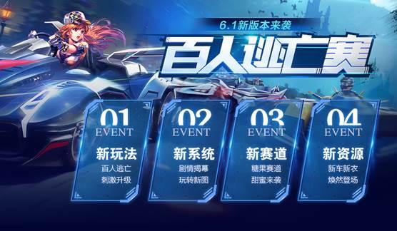 QQ飞车手游6月1日更新了什么:6.1停服更新内容介绍[多图]图片1