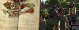 方舟生存进化石头人怎么训?石头人刷新位置图片2