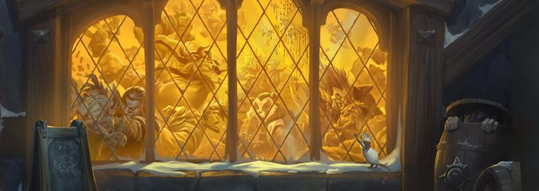 炉石传说6月7日乱斗异乎寻常的法力风暴现已开放,第七周目[多图]图片2
