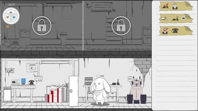 这款两个小时即可通关的国产游戏,道尽了科研狗的辛酸[多图]图片5