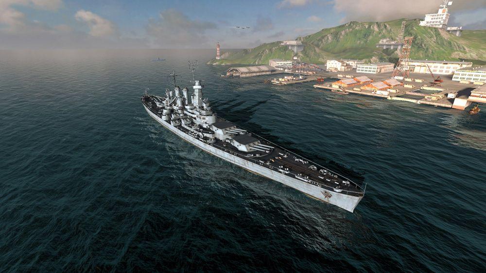 战舰世界闪击战7月12日国服首测开启 正统端游IP续作[多图]图片2