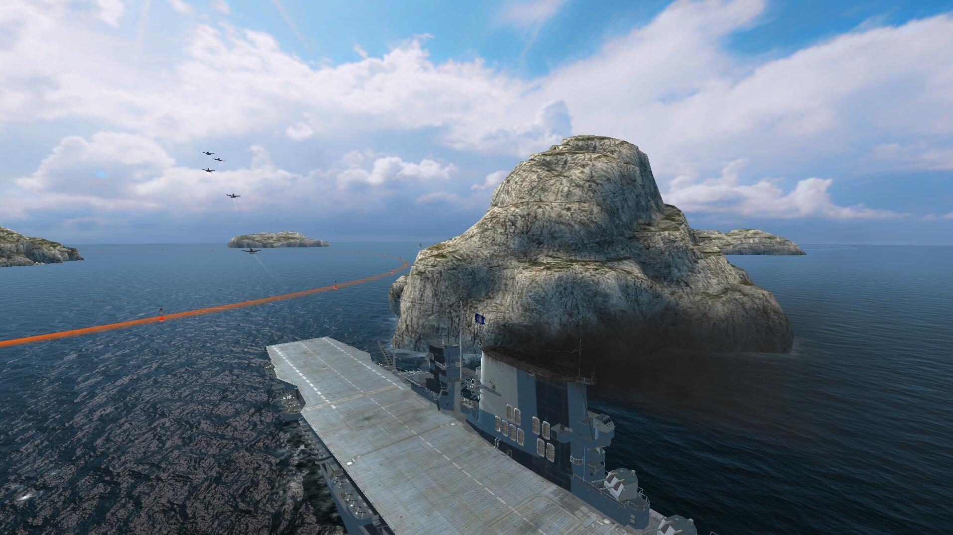 战舰世界闪击战7月12日国服首测开启 正统端游IP续作[多图]图片6