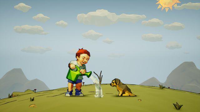 独立游戏《TREE》Steam免费游玩 探索男孩与树的迷人故事[多图]图片1