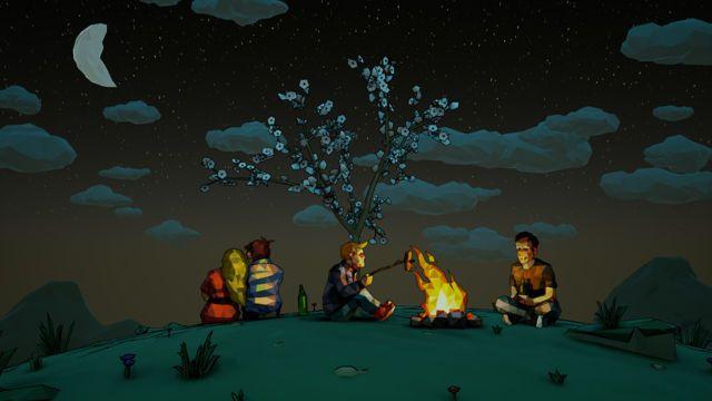 独立游戏《TREE》Steam免费游玩 探索男孩与树的迷人故事[多图]图片4
