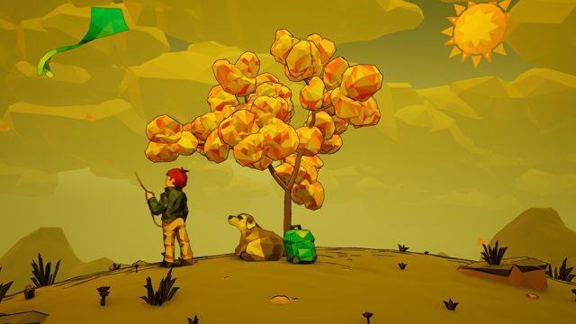 独立游戏《TREE》Steam免费游玩 探索男孩与树的迷人故事[多图]图片2