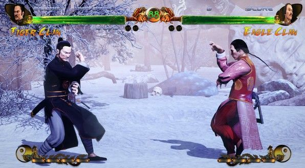 Steam上最有中国味的游戏:一个美国人独立开发制作[多图]图片5