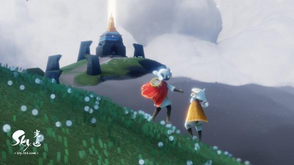《Sky光·遇》启动速配聊天,与你相约七夕[多图]图片5