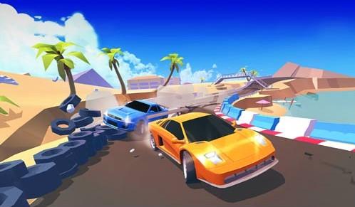 漂移风暴游戏评测:实力派赛车竞技手游[多图]图片2