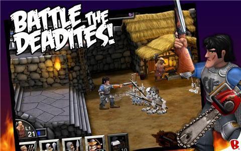 黑暗防御游戏安卓手机版图5: