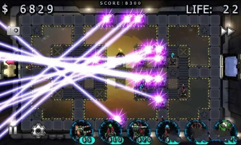 星际塔防游戏安卓手机版图6: