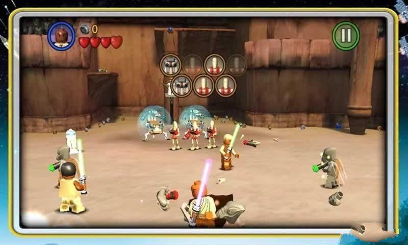 乐高星球大战完整传奇游戏安卓最新版图5: