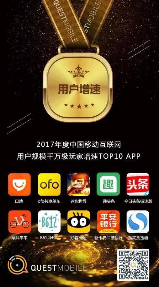 千万级玩家增速TOP10APP发布,《迷你世界》杀出重围 成唯一上榜手游[多图]图片1
