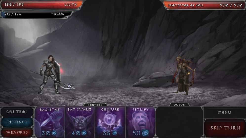 吸血鬼的堕落起源手机游戏最新正版下载图3: