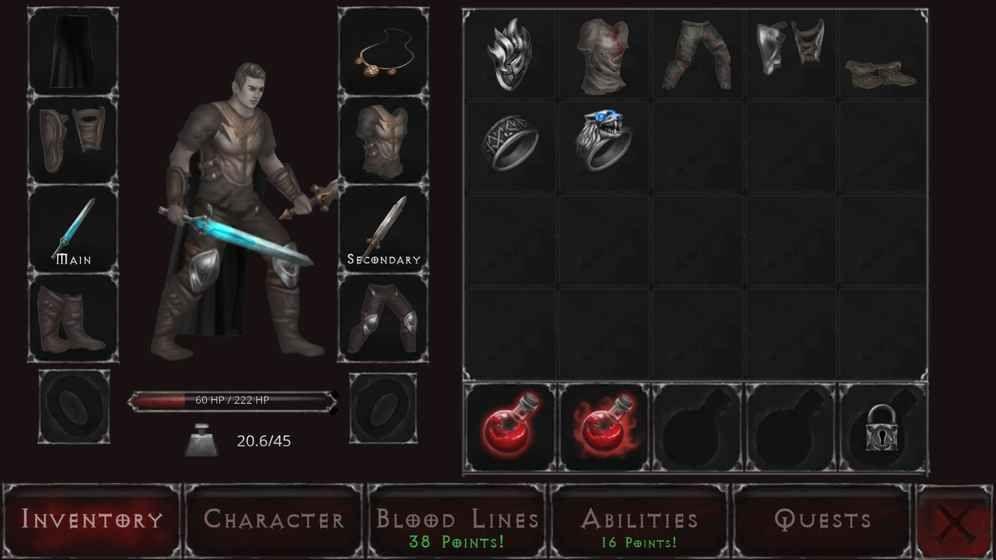吸血鬼的堕落起源手机游戏最新正版下载图2: