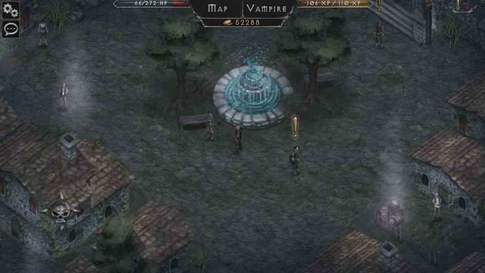 吸血鬼的堕落起源手机游戏最新正版下载图4: